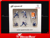 Spark 43AC008 1/43 Team Peugeot Racing Car Support Team Figurine Set 1:43 Snap-On Series Figure