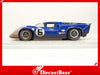 Spark 43DA69 1/43 Lola T70 Mk3B No.6 Winner Daytona 24 Hours 1969 Mark Donohue - Chuck Parsons 1:43 Diecast Model Racing Car