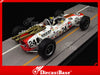 Spark 43IN66 1/43 Lola T90 #24 Team American Red Ball Winner Indianapolis 500 1966 Graham Hill Spark Models Diecast Model Indy Racing Car