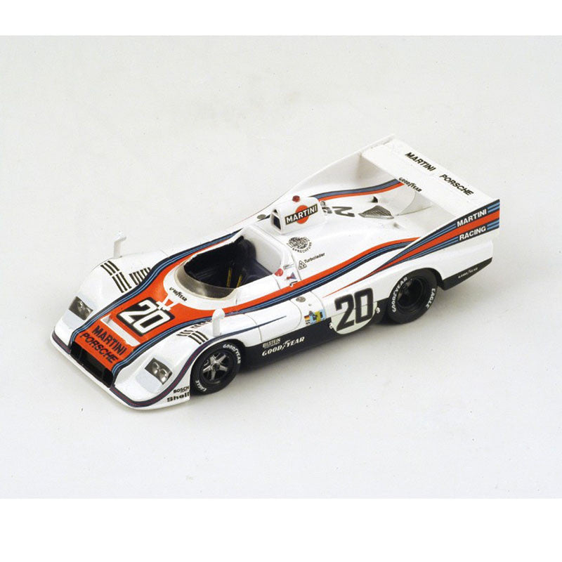 1/43 Porsche 936 Spark 43LM76  ~ top view ~ taken by DiecastBase