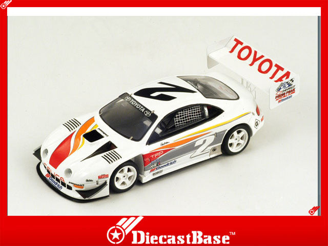 1/43 Toyota Celica Super Sport Turbo Spark 43PP94  ~ top view ~ taken by DiecastBase