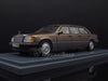 NEO 44306 1/43 Mercedes-Benz 250 D Long (V124) Metallic Brown / Grey Resin Model Road Car NEO scale models