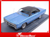 NEO 44701 1/43 Plymouth Sport Fury 2 door Hardtop Light Blue Resin Model Road Car NEO scale models