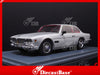 NEO 45650 1/43 Maserati Mexico Silver Resin Model Road Car NEO scale models