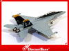 Hogan Wings Model 6009 1/200 F/A-18F US Navy VFA-103 Jolly Rogers CVW-17 Naval Air Station Oceana AA103 1:200 M-Series Diecast Military Aircraft Model
