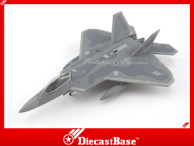 Hogan Wings Model 6030 1/200 F-22A USAF 27th FS 1st FW Langiey Air Force Base 1:200 M-Series Diecast Military Aircraft Model