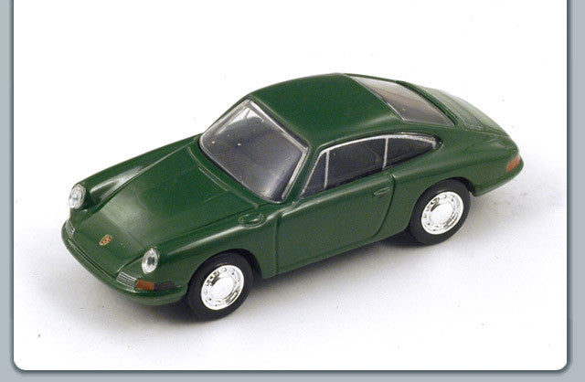 Spark 64S003 1/64 Porsche 901 Green Spark Models Diecast Model Road Car
