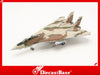 Hogan Wings Model 6528 1/200 F-14A US Navy Naval Fighter Weapon School NAS Miramar CA TOPGUN IRANIAN IRIAF Scheme 1:200 M-Series Diecast Military Aircraft Model