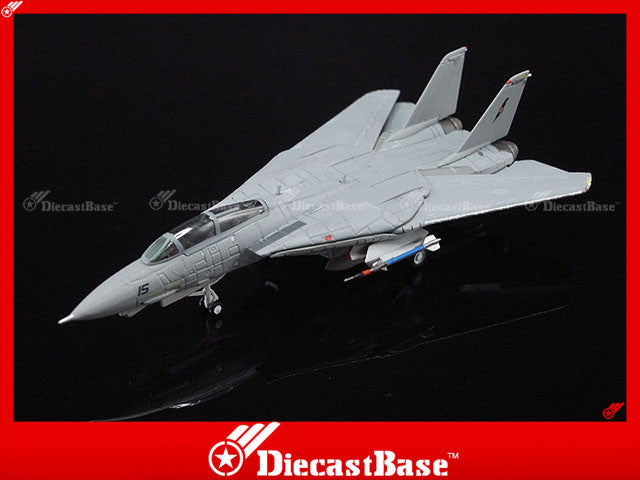 Hogan Wings Model 6566 1/200 F-14A US Navy Naval Strike & Air Warfare Center NAS Fallon NV NSAWC 15 1:200 M-Series Diecast Military Aircraft Model