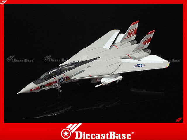 Hogan Wings Model 6610 1/200 F-14A US Navy VF-1 Wolfpack CVW-14 CVN-65 USS Enterprise NK 101 1:200 M-Series Diecast Military Aircraft Model