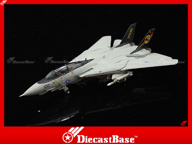 Hogan Wings Model 6689 1/200 F-14D US Navy VF-31 Tomcatters CVW-14 CVN-72 USS Abraham Lincoln NK 100 1:200 M-Series Diecast Military Aircraft Model