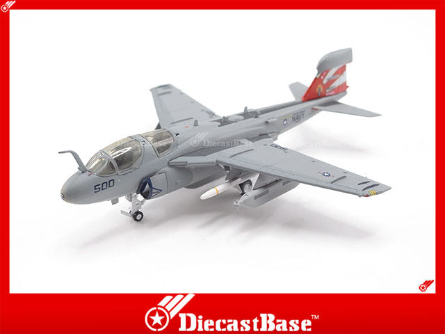 Hogan Wings Model 6740 1/200 EA-6B US Navy VAQ-136 The Gauntlets NF 500 1:200 M-Series Diecast Military Aircraft Model