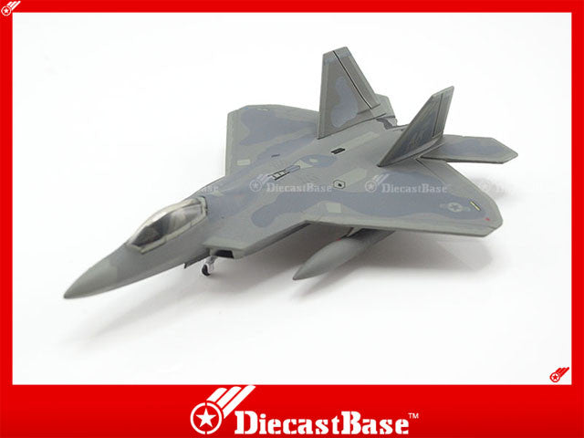Hogan Wings Model 6825 1/200 F-22A USAF 3rd FW Elmendorf AFB AK 3 WG 1:200 M-Series Diecast Military Aircraft Model