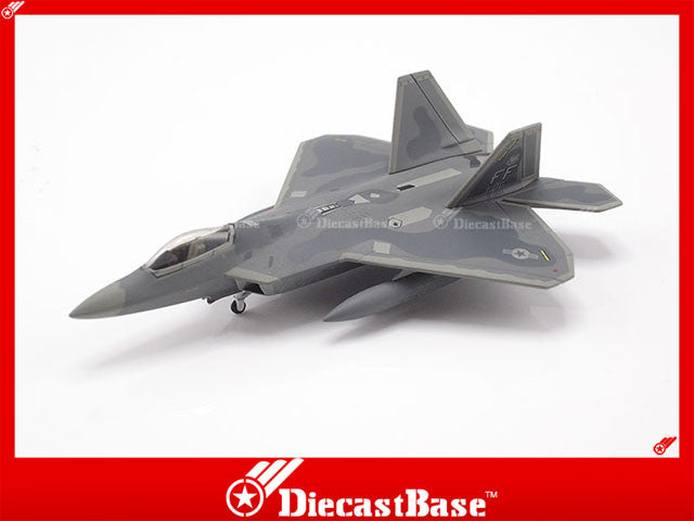 Hogan Wings Model 6849 1/200 F-22A USAF 1st Operation Group Langley AFB VA FF 1st OG 1:200 M-Series Diecast Military Aircraft Model