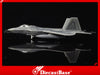 Hogan Wings Model 6863 1/200 F-22A USAF 192nd FW Langley AFB VA FF 192d FW 1:200 M-Series Diecast Military Aircraft Model