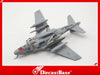 Hogan Wings Model 6870 1/200 EA-6B US Navy VAQ-142 The Gray Wolves NL 520 1:200 M-Series Diecast Military Aircraft Model