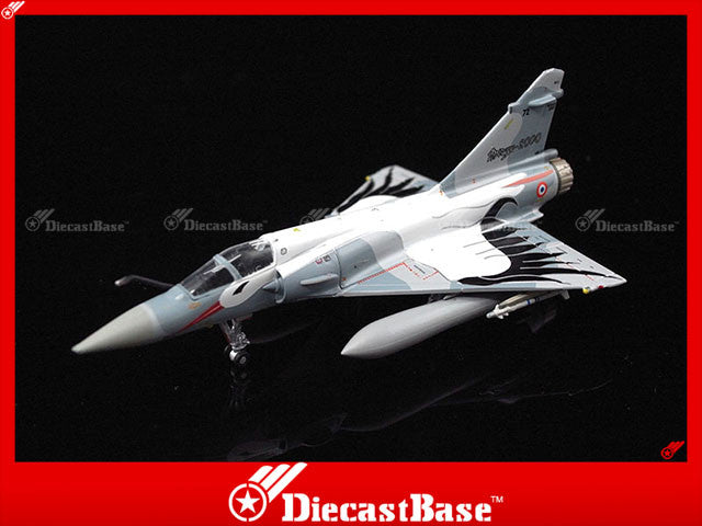 Hogan Wings Model 6962 1/200 Mirage 2000-5 EC 1/2 Cigognes 2004 1:200 M-Series Diecast Military Aircraft Model