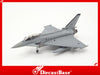 Hogan Wings Model 7129 1/200 EF2000 Eurofighter Typhoon German Airforce JP001 1:200 M-Series Diecast Military Aircraft Model