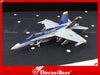Hogan Wings Model 7150 1/200 F/A-18C US Navy VFA-192 Golden Dragons CVW-5 CVN-73 USS George Washington NF 300 1:200 M-Series Diecast Military Aircraft Model