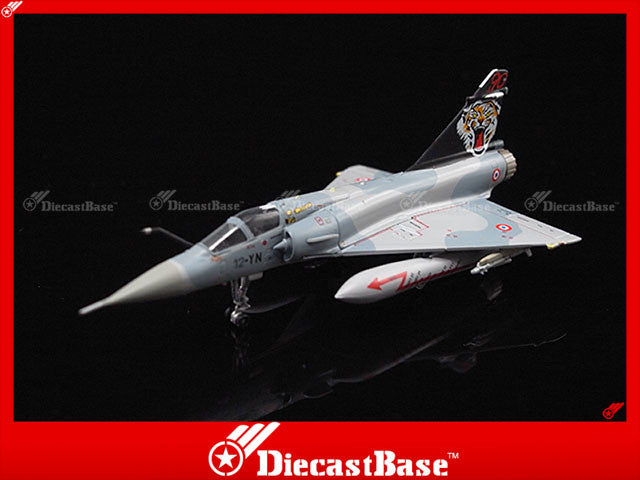 Hogan Wings Model 7211 1/200 Mirage 2000C 12-YN EC 1/12 Cambresis 90 ans SPA 162 Tigre French Air Force 1:200 M-Series Diecast Military Aircraft Model