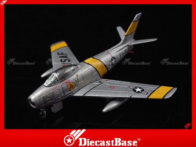 Hogan Wings Model 7419 1/200 F-86F-30 USAF 334th FIS 41st FIW FU-513 52-4513 1:200 M-Series Diecast Military Aircraft Model