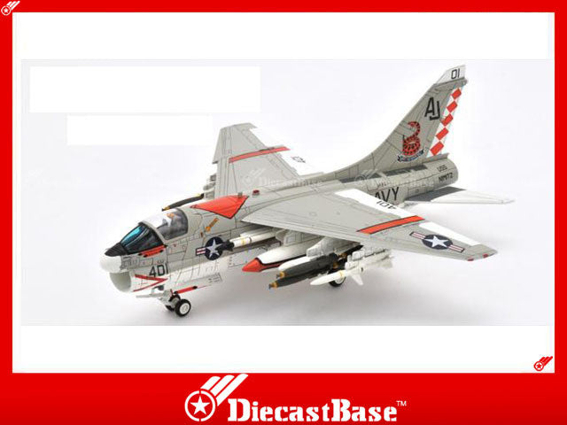 Century Wings 778962 1/72 A-7E CORSAIR II US NAVY VA-86 SIDEWINDERS AJ401 1978 1:72 CW Diecast Model Military Aircraft