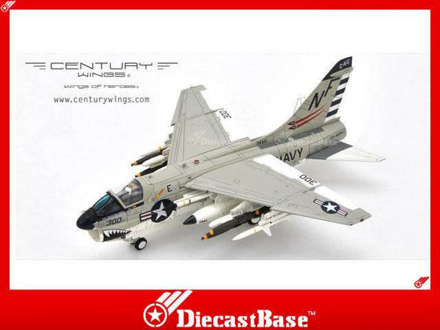 Century Wings 782938 1/72 A-7E CORSAIR II US NAVY VA-93 RAVENS NF300 1980 1:72 CW Diecast Model Military Aircraft