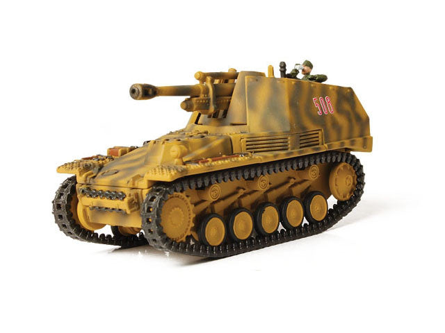 FOV 85096 1/72 GERMAN SELF-PROPELLED HOWITZER WESPE Hungary 1945 Forces of Valor Diecast Military Tank Model