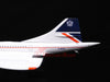 Hogan Wings 8720 1/200 British Airways BA BAW/SHT Concorde Landor Livery G-BOAE Alpha Echo 17 Mar 1977 - 17 Nov 2003 Granley Adams airport Barbados Diecast Model Commercial Aircraft Civil Aviation