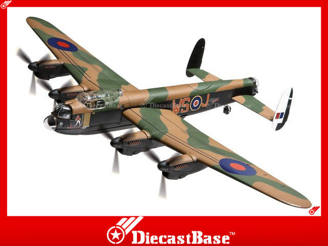 Corgi AA32619 1/72 AVRO LANCASTER BI (Special) W4964 'Still Going Strong!' 9 Squardon RAF Operation Paravane September 1944 'Johnny Walker' Diecast Military Aircraft Model
