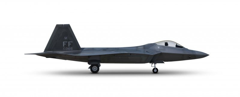 Air Force 1 AF1-0117 1/72 Lockheed Martin F-22 Raptor Diecast Military Model Aircraft