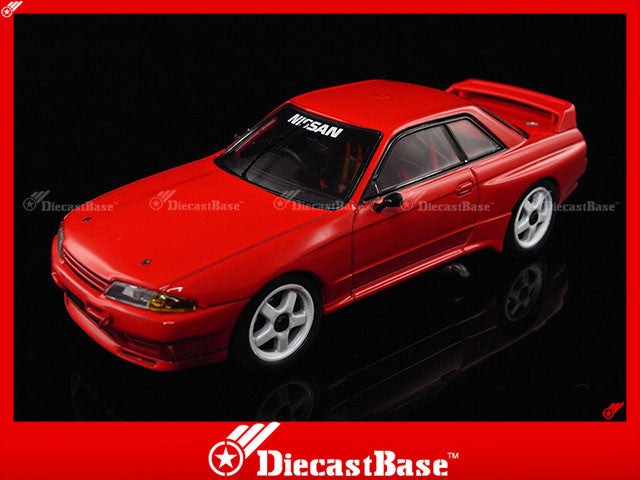 APEX Replicas AR0109 1/43 NISSAN GT-R Plain body race car - Racing Red - Limited edition of 250 pieces world wide  1:43 Diecast Model Racing Car