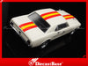 APEX Replicas AR0203 1/43 FORD MUSTANG No.7 Winner Bathurst Easter Races 1966 Bob Jane 1:43 Diecast Model Racing Car