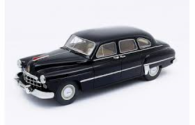 Century Dragon CDAD-1000A 1/43 GAZ-12 ZIM Soviet Limousine Diecast Model Car (CD4312A)