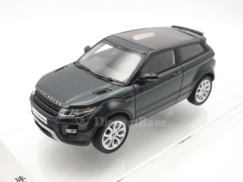 Century Dragon CDLR-1001D 1/43 Land Rover Range Rover Evoque 2011 Galway Green Metallic SUV Resin Model Car