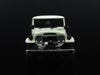 Century Dragon CDTO-1001C 1/43 Toyota Land Cruiser 40 Series White Resin Japanese Model Car