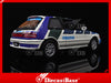 IXO CLC237 1/43 Mazda 323 GT-AE 1991 IXO Models Diecast Model Japanese Classic Road Car