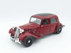 IXO CLC265 1/43 Citroen Traction 7A 1934 Bordeaux IXO Models Diecast Model Classic Road Car