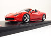 Fujimi FJM1243020 1/43 Ferrari F458 SPIDER Rosso Corsa (Red) TSM Model Road Car Resin