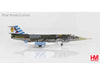 Hobby Master HA1035 1/72 Lockheed F-104G Starfighter 20+62 JG.32 Bavaria Luftwaffe July 1983 Diecast Model Military Aircraft