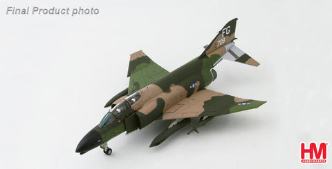 HOBBYMASTER HA1949 1/72 MD F-4 McDonnell Douglas F-4D Phantom II 60-7709 433rd TFS 8th TFW Ubon AFB Thailand Pave Knife Pod equipped Military Jet
