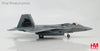 HOBBYMASTER HA2812 1/72 Lockheed F/A-22 Raptor AF 91-4002 Edwards AFB 2002  Military Jet 1:72