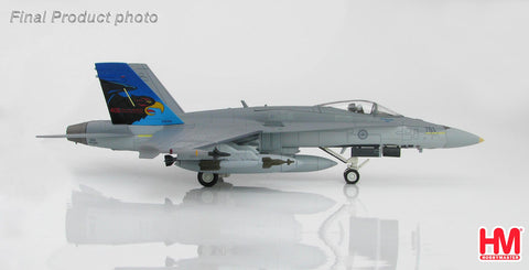 "HOBBYMASTER HA3537 1/72 F-18 MD McDonnell Douglas CF-18A Hornet ""Nightmare 01"" 188761 409 Sqn. CAF 2006 Diecast Military Aircraft Jet"