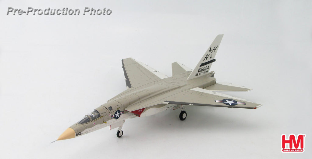 HA4701 HOBBYMASTER North American RA-5C Vigilante 156624 RVAH-6 USS Kitty Hawk 1971 Military Jet 1:72
