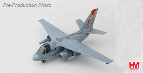 "HOBBYMASTER HA4901 1/72 S-3 S-3B Viking USS Independence 160131 VS-21""Fighting Redtails"" US NAVY 1990s Diecast Military Aircraft Jet"