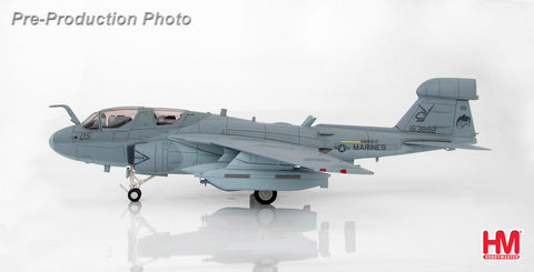 "HOBBYMASTER HA5005 1/72 A-6 Grumman EA-6B Prowler 163892 VMAQ-2 ""Operation Iraqi Freedom"" Al Asad Air Base Iraq 2008 Military Jet Diecast"