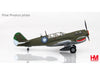 Hobby Master HA5502 1/72 Curtiss P-40N flown by Chiao Wu O 29th FS/5th FG Chinese Air Force China 1944 Diecast Model Military Aircraft
