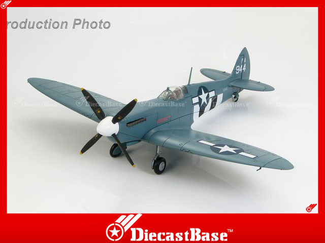 HA7606 HOBBYMASTER Spitfire PR.XI PA944 14th Sqn. 7th Photo Recon Group RAF Mount Farm UK 1944 Military Propeller 1:48