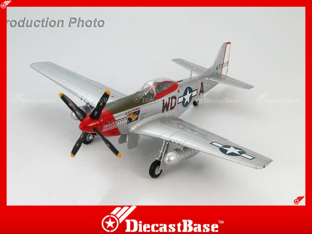 "HOBBYMASTER HA7722 1/48 P-51 P-51D Mustang ""Ridge Runner III"" 44-72308 Maj. Pierce McKennon 335th FS 4th FG Spring 1945 Military Propeller"