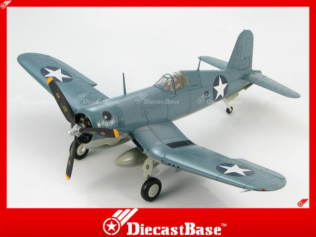 "HOBBYMASTER HA8210 1/48 F4U-1 Corsair ""Eight Ball/Dangerous Dan"" VMF-213 Guadalcanal 1943 Military Propeller"